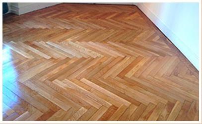 Reparació de parquets de fusta