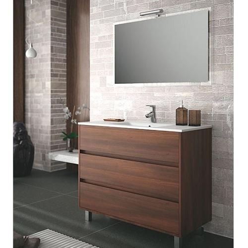 Muebles de baño elegantes y modernos