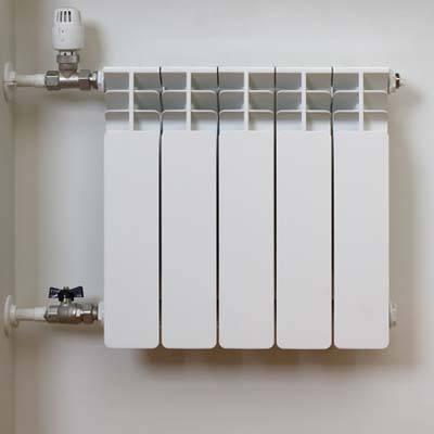 Reparación e intalación de radiadores de gas o eléctricos.